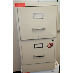 2-Drawer File Cabinet (RM-223)