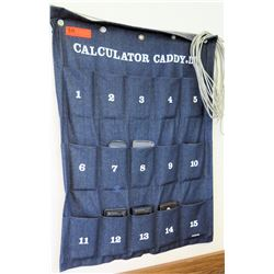 Calculator Holder w/ 2 Calculators (RM-224)