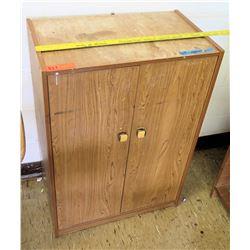Wooden Storage Cabinet (RM-225)