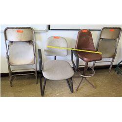Qty 4 Chairs (RM-225)