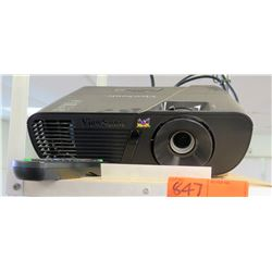 ViewSonic Projector - Cables & Mount Not Included (RM-226)