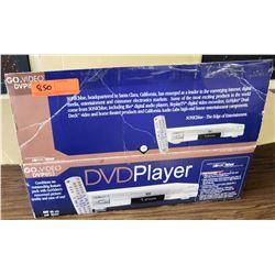 DVD Player Model DVP853 (RM-321)