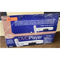DVD Player Model DVP853 (RM-321)