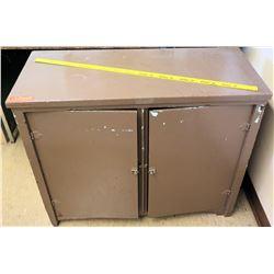 Wooden Storage Cabinet (RM-321)