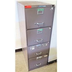 4-Drawer File Cabinet (RM-321)