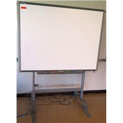 "Smart Board w/ Stand, 64"" x 49"" (RM-322)"