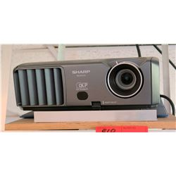 Sharp Projector - Cables & Mount Not Included (RM-322)
