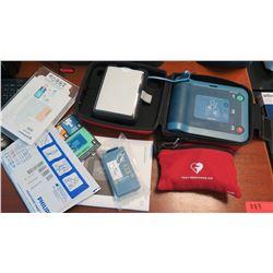 Philips Heartstart Defibrillator (RM-407C)