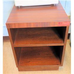 Wooden Side Table/Shelf (RM-407C)