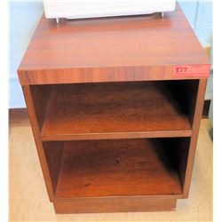 Wooden Side Table/Shelf (RM-407C)