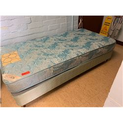 Twin Sized Mattress and Box Spring (RM-407C)