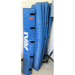 American Athletic Inc. Folding Mats (RM-Stdnt Center)
