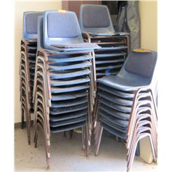 Approx. 45 Stackable Chairs (RM-Stdnt Center)