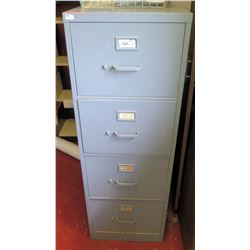 4-Drawer File Cabinet (RM-221)