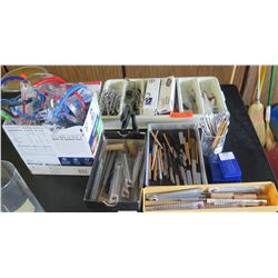 Safety Glasses, Thermometers, Scalpels (RM-221)