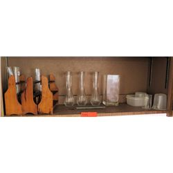 Test Tube Holder and Glassware (RM-221)