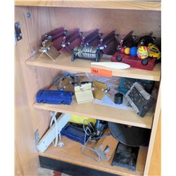Contents of Cabinet (RM-221)