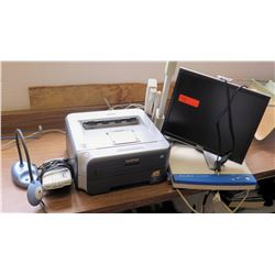 Dell Monitor, Printer, Overhead Projector, etc. (RM-221)