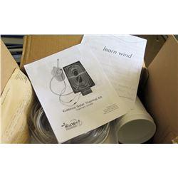 KidWind Solar Thermal Kit (RM-221)