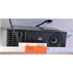 ViewSonic Projector - Cables & Mount Not Included (RM-221)