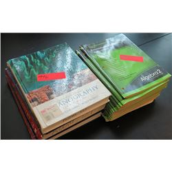 Misc. Textbooks and Teaching Resources (RM-121)