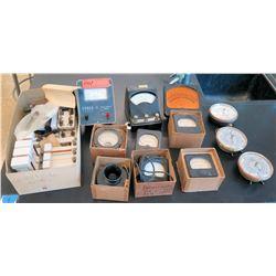 Vintage Analogue Meters (RM-121)