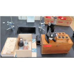 Yashima Microscope, Victoroscope, Containers (RM-121)