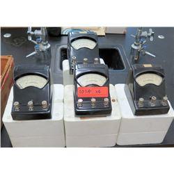 Vintage Amp Meters (RM-121)