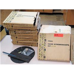 Qty 18 Hand Stroboscope Kits (RM-121)