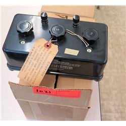 Vintage Variable Resistor (RM-121)