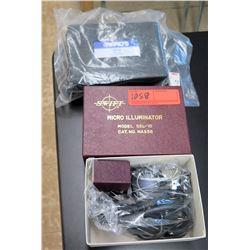 Swift Micro Illuminator Model SSL-10, Nitrite Test Kit (RM-122)
