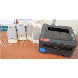 Brother Wireless Printer w/ 4 Speakers (RM-122)