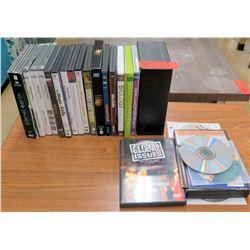 Misc. Biology DVD's (RM-122)
