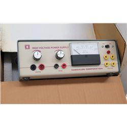 Daedalon High Voltage Power Supply (RM-122)