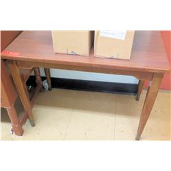 Wood Side Table (RM-122)