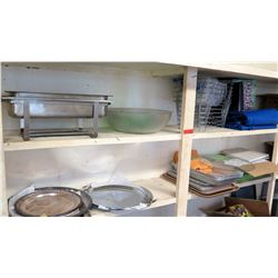 Food Platters, Desert Tower, Trays, Food Warmer (RM-306)