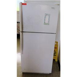 Whirlpool Refrigerator w/ Freezer (RM-406)