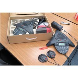 Polycom SoundStation2 Conference Phones