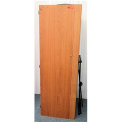 Wooden Storage Cabinet (CONF.RM)