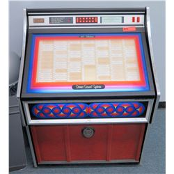 Rowe RI4 Jukebox, 180-Selection (Powers On/Doesn't Play Music) (CONF.RM)