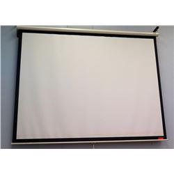 Projector Screen (CONF.RM)