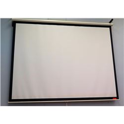 Projector Screen (CONF.RM)