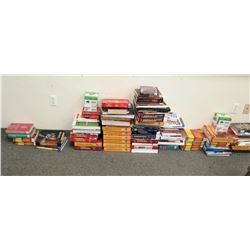 Large Lot of Misc. Textbooks