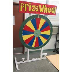 Prize Wheel Carnival Game
