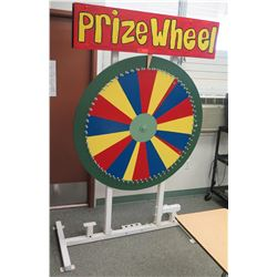 Prize Wheel Carnival Game (RM-608)