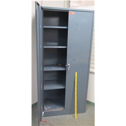Large Metal Storage Cabinet (RM-607)