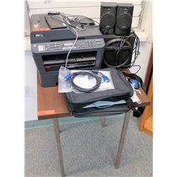 Fax, Copy, Print Machine, Insignia Speakers (RM-607)
