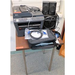 Fax, Copy, Print Machine, Insignia Speakers (RM-607)