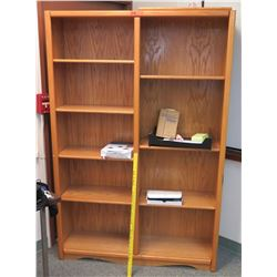 Wooden Shelving Unit (RM-607)