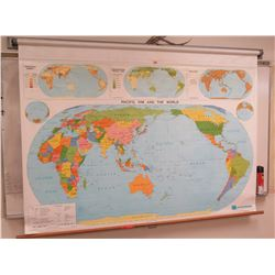Educational World Map (RM-605)